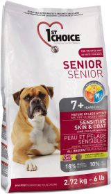 12 kg 1st Choice Senior Skin & Coat