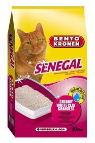 Bento Kronen Senegal kissanhiekka 18kg