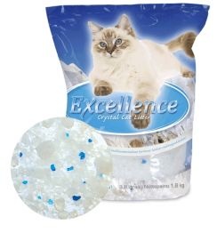Excellence Crystal Cat Litter 3,8 l