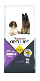 12,5 kg Opti Life Adult Active All Breeds