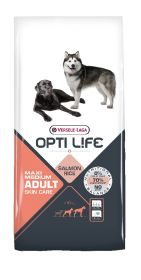 12,5 kg Opti Life Adult Skin Care Medium & Maxi