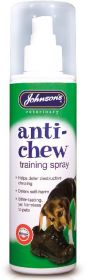 Johnson's Anti-Chew -pureskelunestosuihke (150 ml)