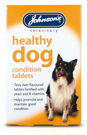 Johnson's Healthy DOG -maksatabletit (40 tabl.)