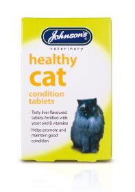 Johnson's Healthy CAT -maksatabletit (30 tabl.)
