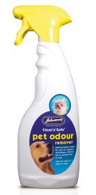 Johnson's Pet Odour -hajunpoistosuihke (500ml)