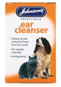 Johnson's Ear Cleanser -korvanpuhdistusneste (40 ml)