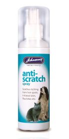 Johnson's Anti-Scratch -suihke (100ml)