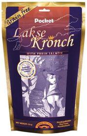 Lakse Kronch Pocket -koulutusmakupalat lohesta, 175 g