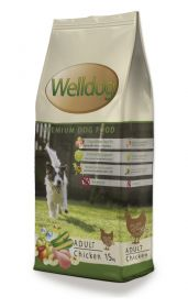 15 kg Welldog Adult Chicken