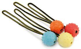 KLIN Kova Solukumipallo, nystyllinen, käsilenkillä, 23 cm, eri värejä