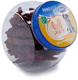Duvo+ Mmmeatz! 100 % Chicken Jerky -kanasuikaleet, 500 g