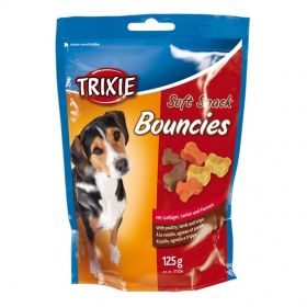 Trixie Soft Snack Bouncies siipikarja, lammas, maha 125 g