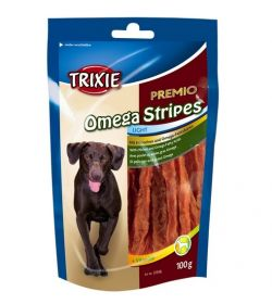 Trixie Premio Omega Stripes, kana 100 g