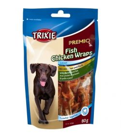 Trixie Premio Fish Chicken Wraps 80 g