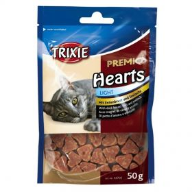 Trixie Premio Hearts ankka/seiti 50 g