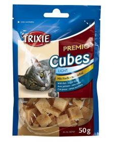 Trixie Premio Fish Cubed, kalakuutiot 50 g