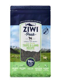 ZiwiPeak ilmakuivattu naudanmaha ja lammas