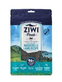 ZiwiPeak kissa ilmakuivattu makrilli & lammas 400g