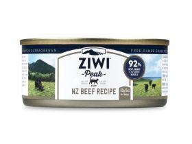ZiwiPeak kissa Uuden-Seelannin nauta 85g - 6kpl