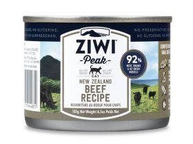 ZiwiPeak kissa Uuden-Seelannin nauta 185g - 6 kpl