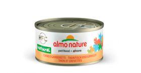 Almo Nature HFC Natural Tonnikala ja katkarapu 70 g