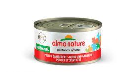 Almo Nature HFC Natural Kana ja katkarapu 70 g