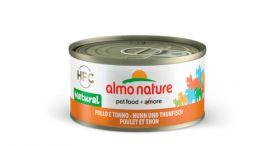Almo Nature HFC Natural Kana ja tonnikala 70 g
