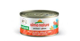 Almo Nature HFC Natural Kana ja kurpitsa 70 g
