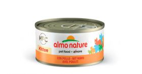 Almo Nature HFC Kitten Kanaa kissanpennuille 70 g