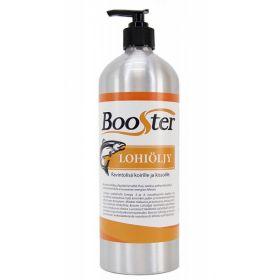 Booster Lohiöljy, 500 ml