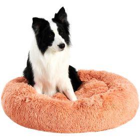 Brava Fluffy rauhoittava peti koiralle, persikka