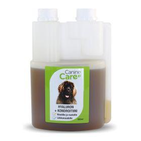 CanineCare Hyaluron ja Kondroitiini, 500 ml