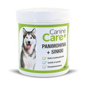 CanineCare Panimohiiva ja Sinkki, 300 g