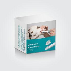 Cleany Teeth SINGLE Vaihtopää ultraäänihammasharjaan, 2 kpl