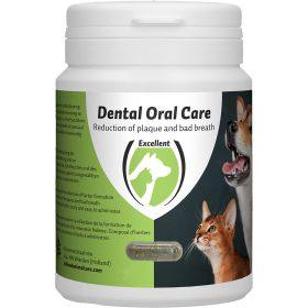 Dental Oral Care Yrttikapseli, 60g