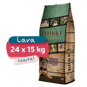 LAVA 24 x  Extravoima Rokka, 15 kg
