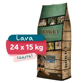LAVA 24 x Maxi Rokka, 15 kg