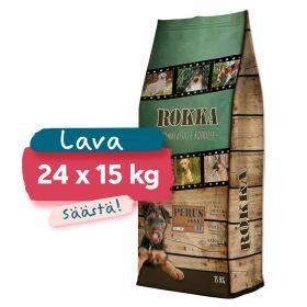 LAVA 24 x Perus Rokka, 15 kg