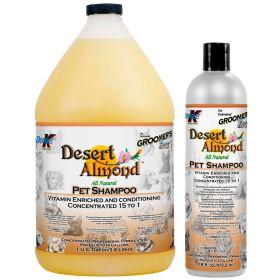 Groomer's Edge Desert Almond Shampoo - Eri kokoja