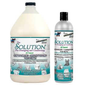 Groomer's Edge Hoitoaine The Solution