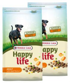 Happy Life Beef 2 x 15 kg