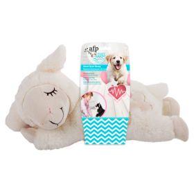Koiran pehmolelu Little Buddy Sykkivällä sydämellä, lammas