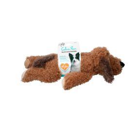 Koiran pehmolelu, Rauhoittava koira sydänäänillä