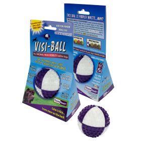 VisionSmart Visi-Ball Violetti/valkoinen pallo 6 cm