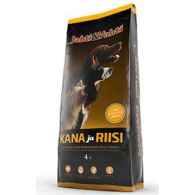 Jahti & Vahti Kana ja Riisi 4 kg