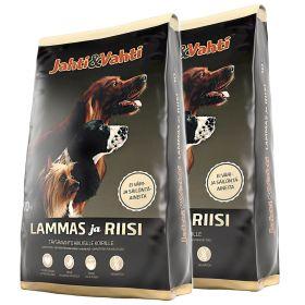 Jahti & Vahti Lammas ja Riisi 2 x 10 kg