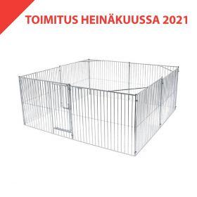 Jämpti MAXI Kuumasinkitty Kalteritarhapaketti (220 cm)