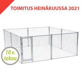 Jämpti Pro MAXI Kuumasinkitty tarhapaketti (220 cm)