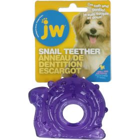 JW Snail Teether Pentulelu