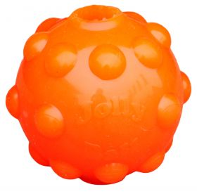 Koiran kumipallo Jolly Jumper Ball, 10 cm